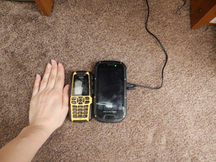 настоящие телефоны