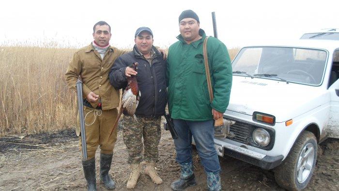 закрытие зимней охоты