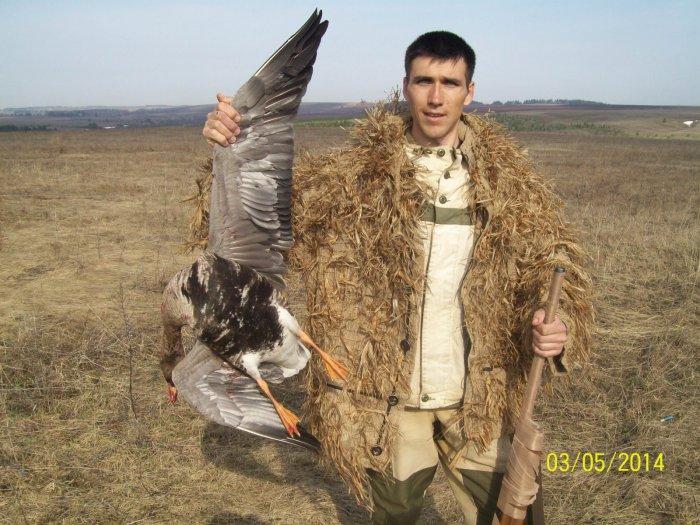 Охота на гусей 2014 год