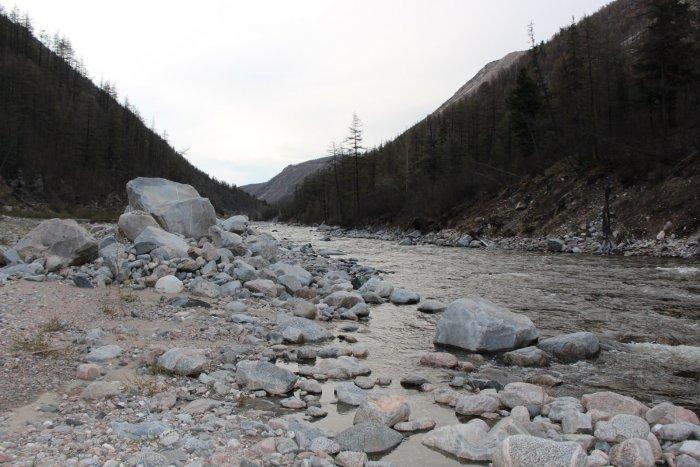 река черный иркут
