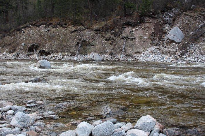 верховья реки Иркут