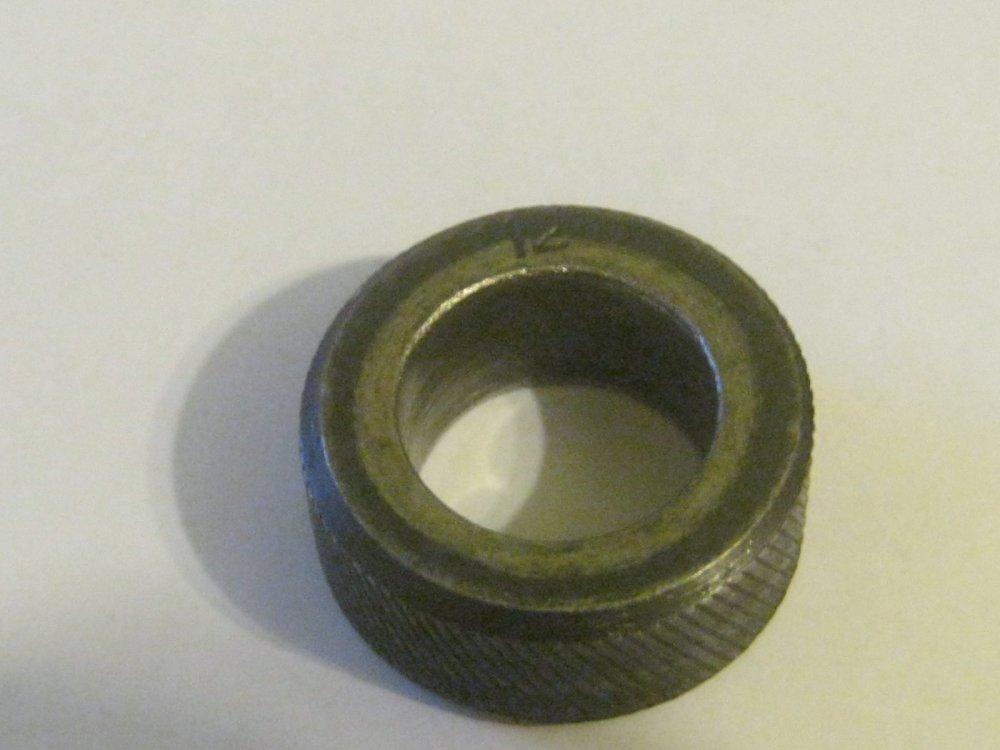 Прогонка, для металлической части гильзы