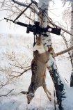 После охоты в Красноярском крае