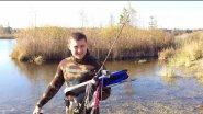 подводная охота №17 рыбное место