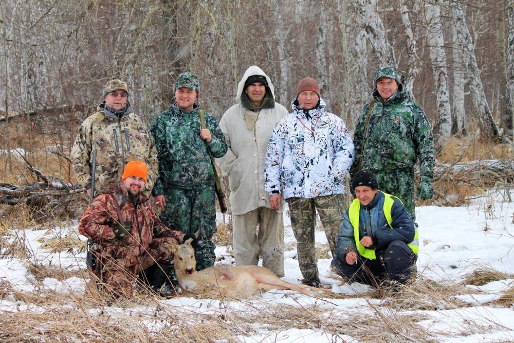 Любимый вид охоты
