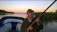 Охота с пневматикой Crosman Benjamin Trail NP / Hunting with pneumatic Crosman