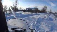 Правильное применение снегохода
