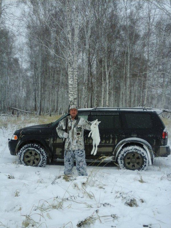 """""""Первый снег"""" сезона 2014-2015"""