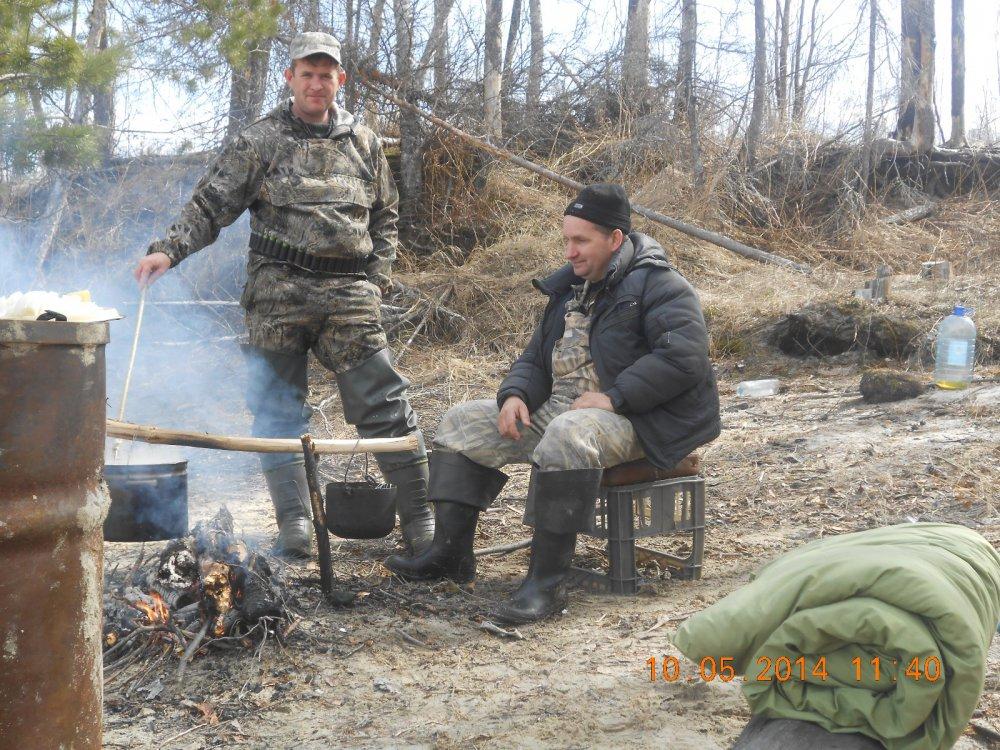 Охота, рыбалка весна 2014