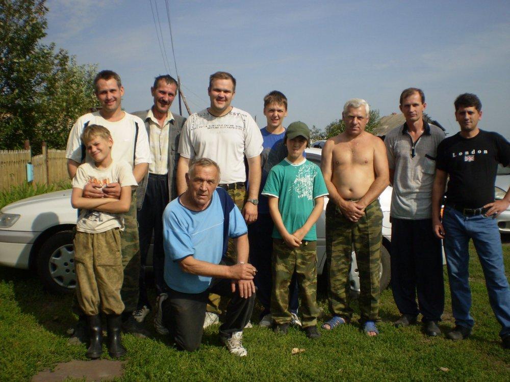 наша банда)
