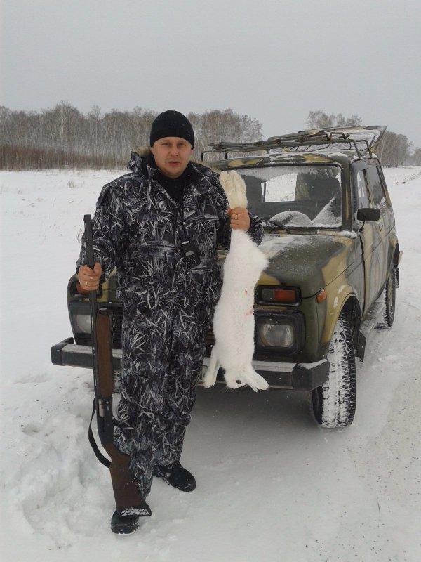 зима 2014 сузунский район