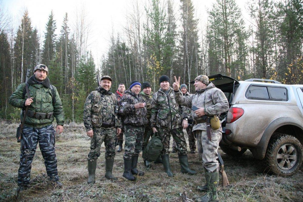 Поездка на север Пермского края