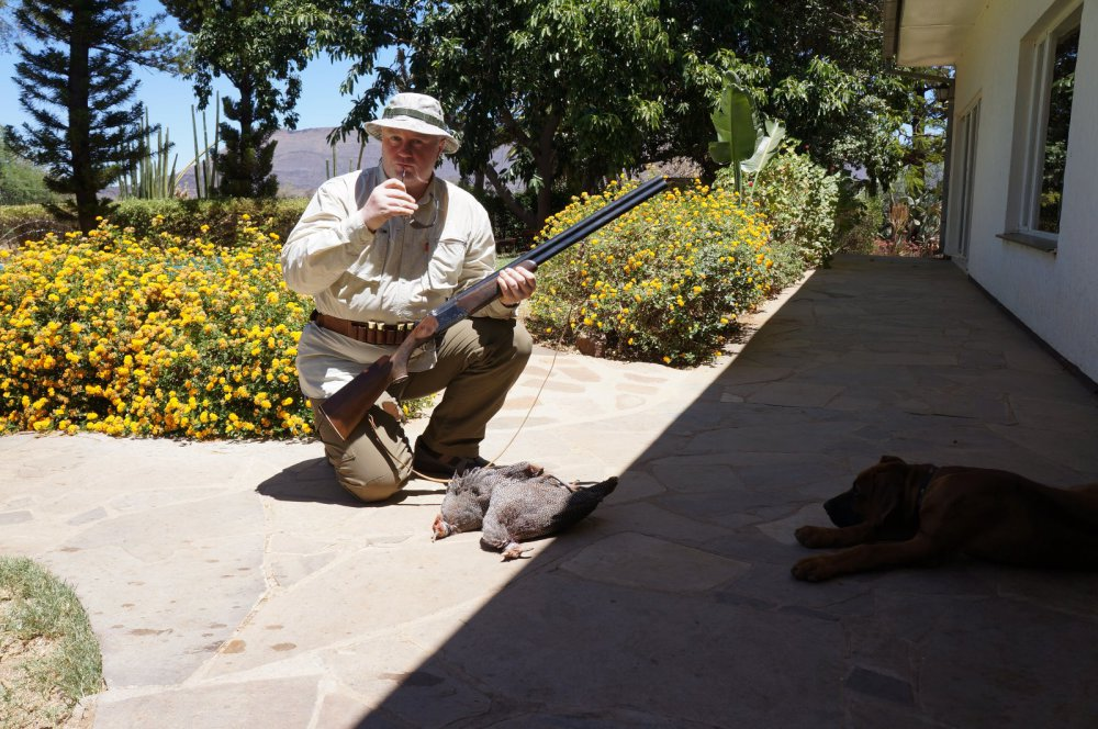 Намибия 2012.