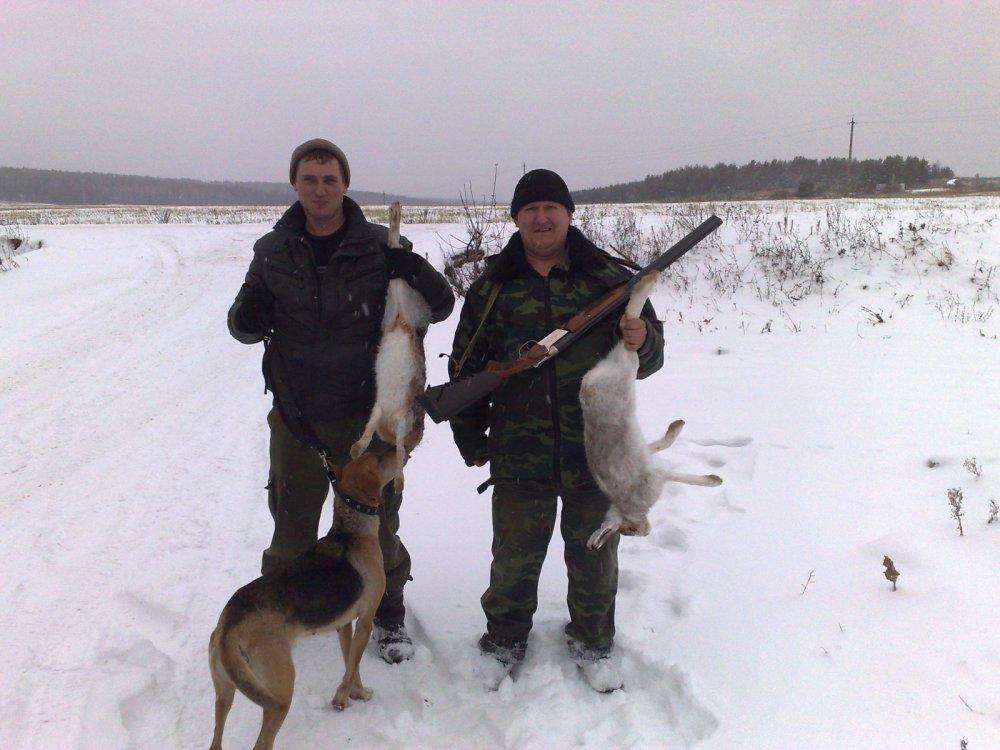 Охота с Радой
