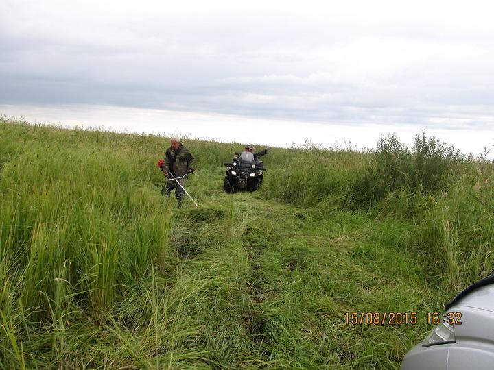 подготовка к открытию охоты