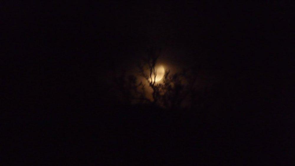 Луный пейзаж.