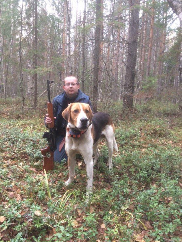 не стрелял..пёс простил:)..