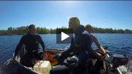 Поездка в Финляндию на подводную охоту и рыбалку #2