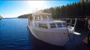 Поездка в Финляндию на подводную охоту и рыбалку #1