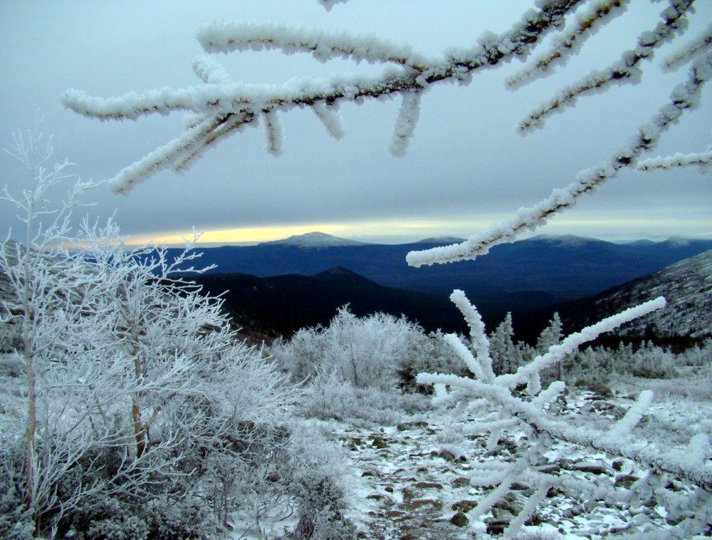 Северный Урал, гора Конжак
