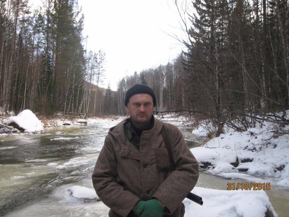 Река Богунай