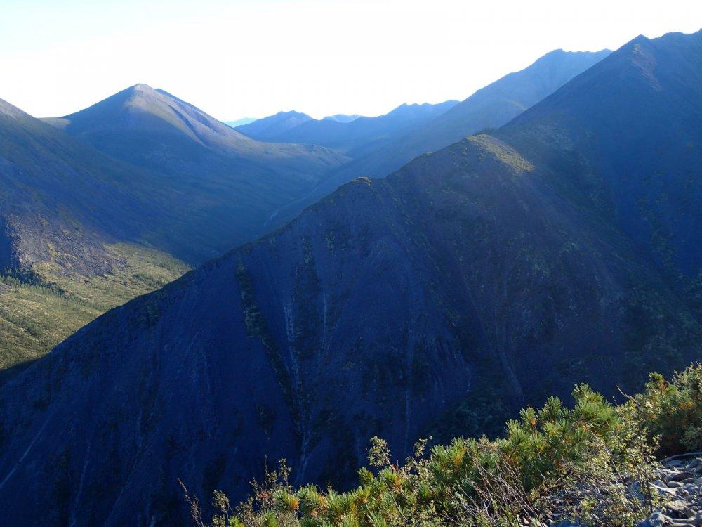 Горы Якутии