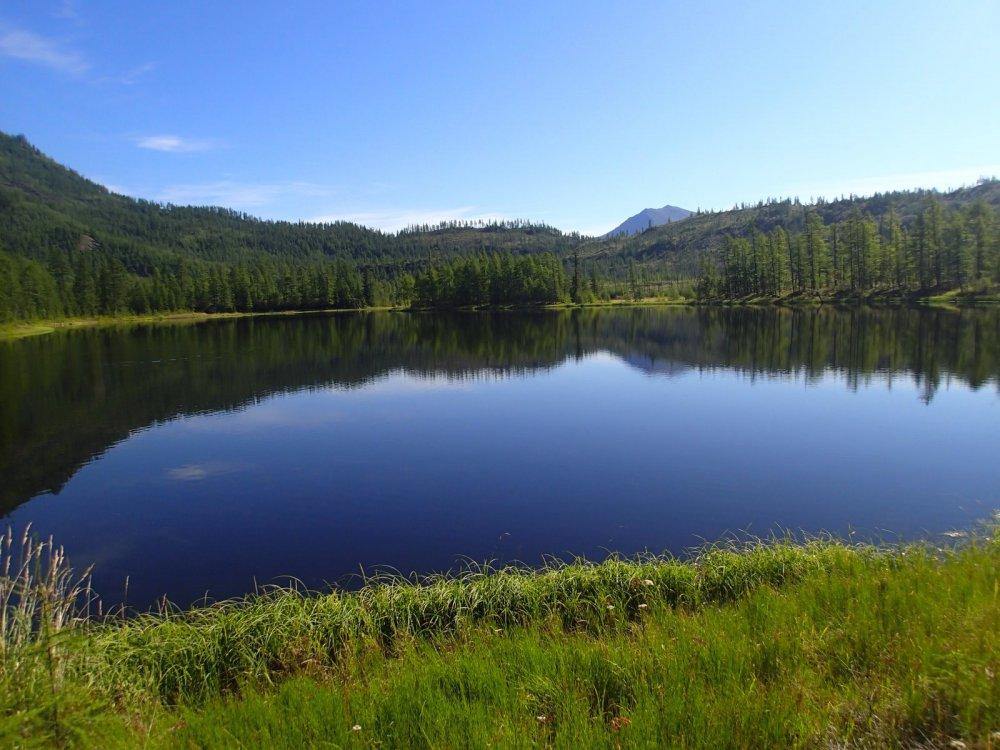 Озера Якутии