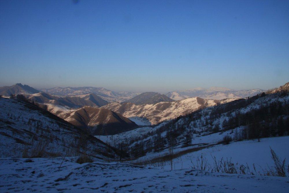 Алтай, Чарышский район