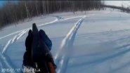 позор года на зимней охоте.