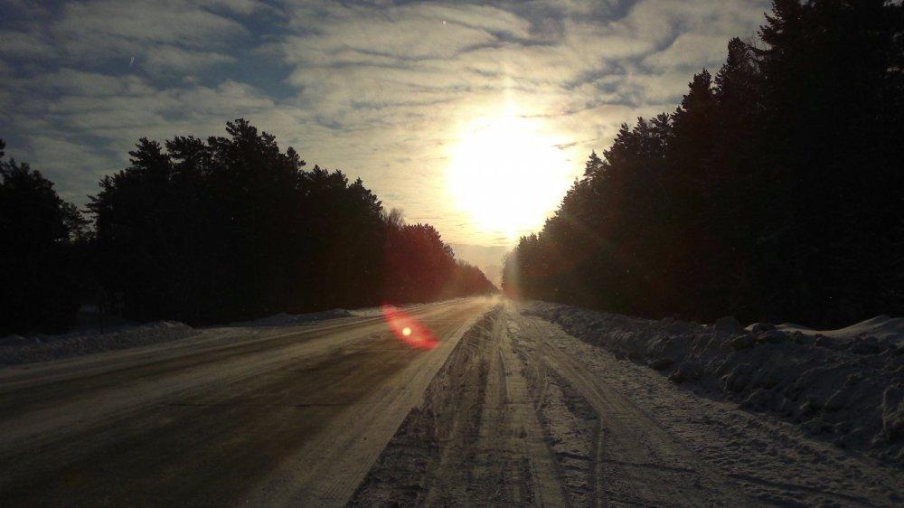 Колыванское шоссе