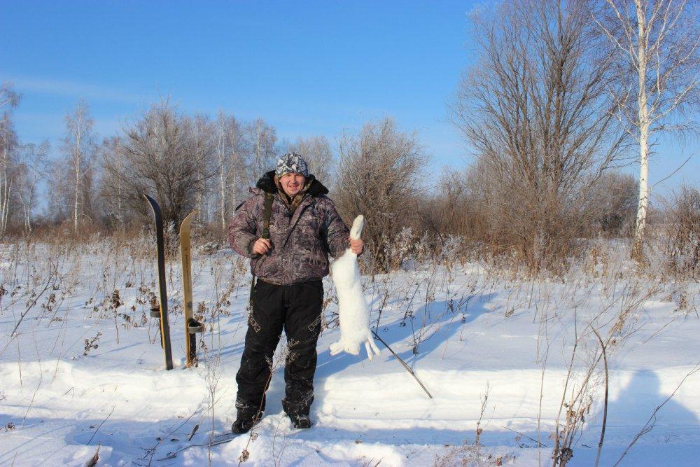 крайний день зимнего сезона охоты