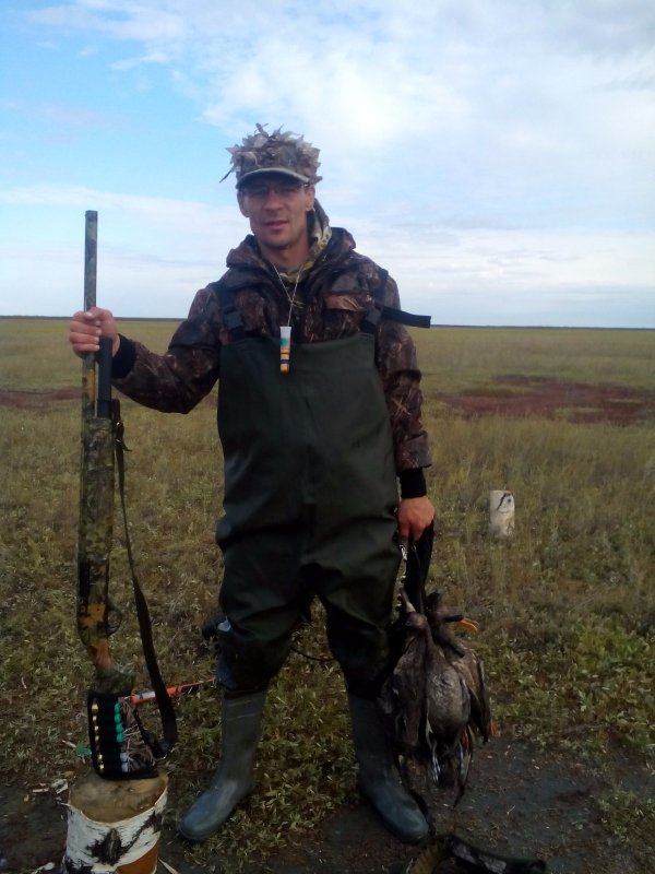 открытие охоты 2015