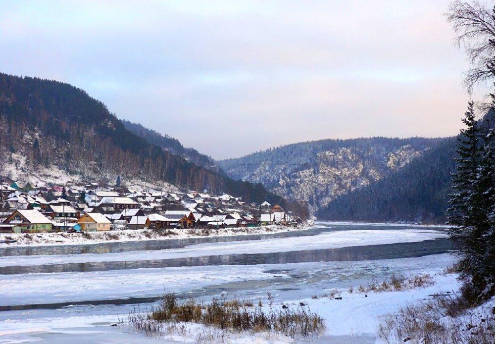 мой родной поселок фото (начало ноября )