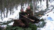 Охота на Медведя в Тайге! Берлога!