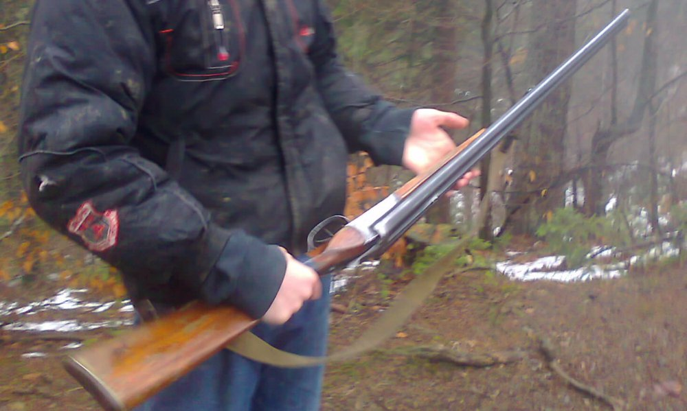 кумовая иж-58 20 калибр