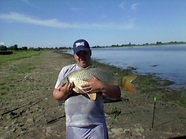Лето 2014 год, река Волга.
