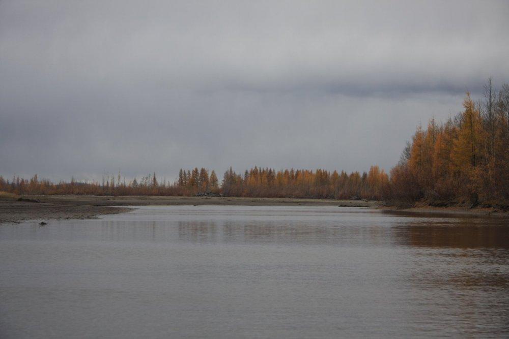 Река Мома, Якутия