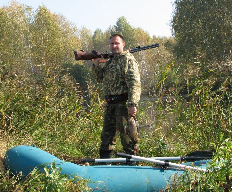 Осенняя охота на уток