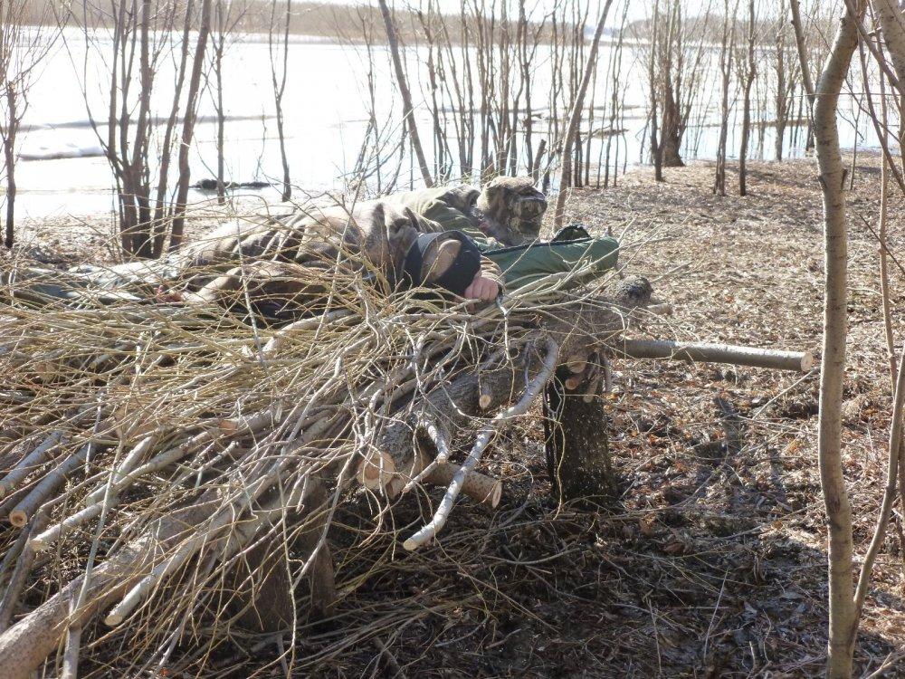 Открытие охоты весна 2015