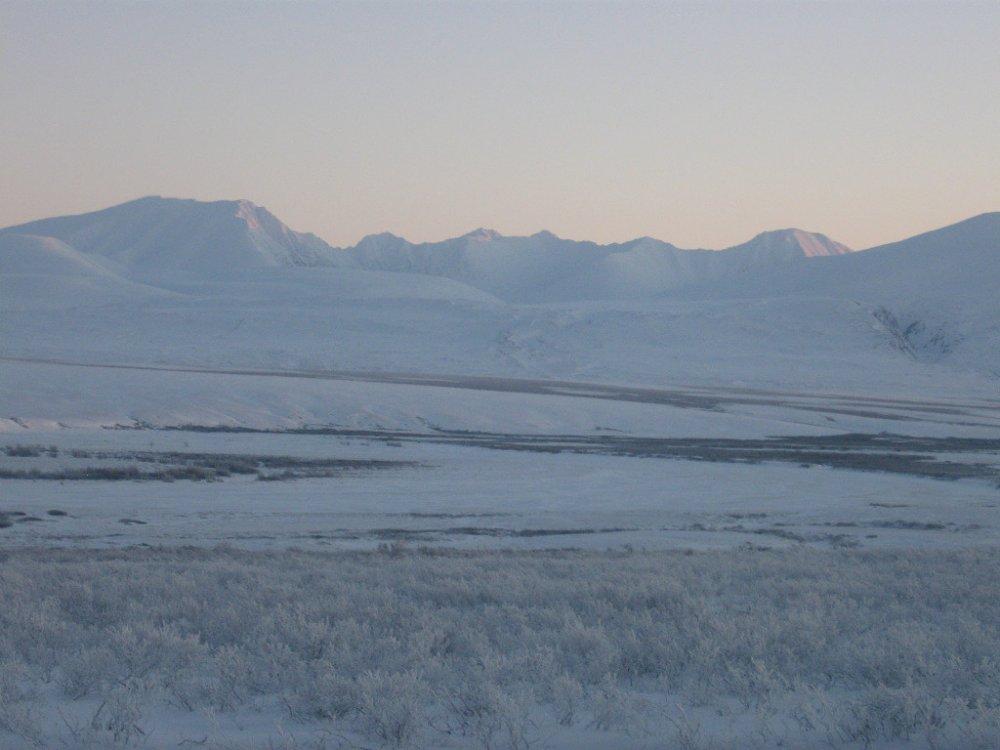 Уральские горы,рекаКара
