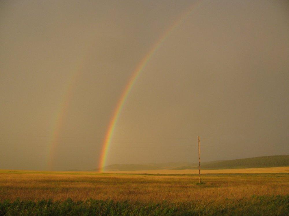 Осенние радуги