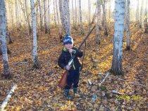 Будущий охотник