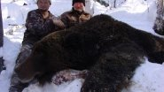 Охота на Медведя на берлоге! Зимний промысел