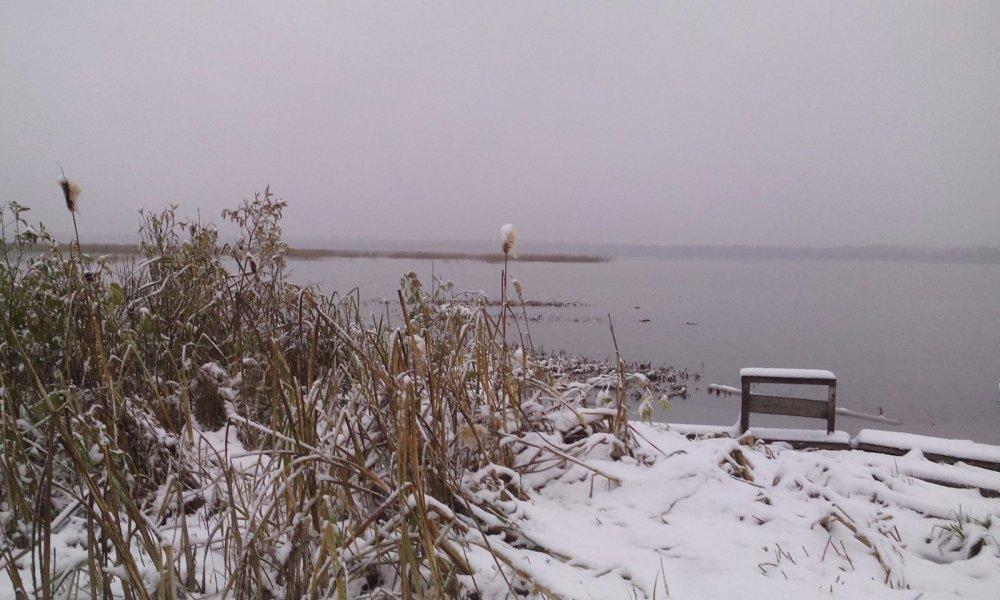 Озеро Минзелинское