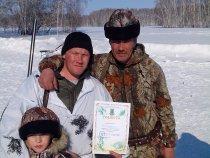 Соревнования охотников в Омской области