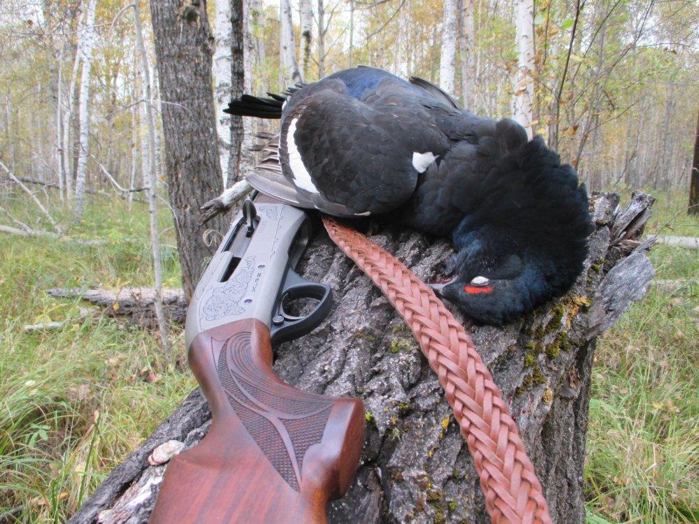 Охота удалась!