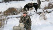Охота на дикого оленя! Богатства тайги Крайнего Севера.