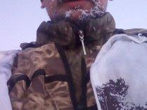 в мороз за зайчиком