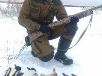 Новосибирская область ,закрытие по утке!