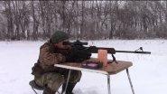 """Нужно ли """"прожигать"""" ствол? Куда улетают пули? Летняя пристрелка зимой? Дальномер на морозе?"""